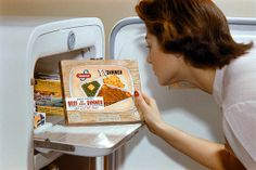 1953. Swanson introduces the TV Dinner (and trademarks the name).