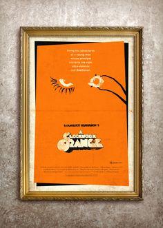 A Clockwork Orange 27 x 40 (theatralische Größe)-Filmplakat