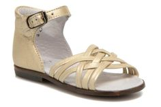 Little Mary Virginia Sandals 3/4 view