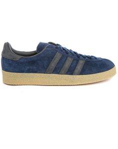 competitive price dd9aa ed873 Adidas Topanga Navy Suede Sneakers Adidas Для Мужчин, Adidas Originals