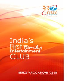 Benze Vacation Club was initiated to provide people a safe place to spend their holidays where they have an option of recreational activities, they can enjoy their everyday tasks like gym, swimming, etc and enjoy the feel of being pampered and get a holiday fee