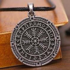 Aliexpress.com : Buy Slavic Runic Totem Symbol Charm Norse Helmet Horror Amulets and Talismans Dropshipping Pendant 1pc from Reliable amulets and talismans suppliers on Tong He Store