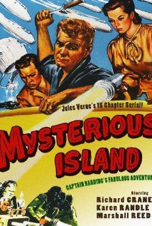 Mysterious Island (1951)  One of my favorite Saturday matinees as a kid!