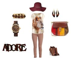 """""""Autumto"""" by everojas on Polyvore featuring moda, Tom Ford, Kenneth Jay Lane, Michael Kors y Marni"""