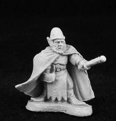 Ral Partha - AD&D 2nd Edition - 3stage-334a - Gnome Illusionist