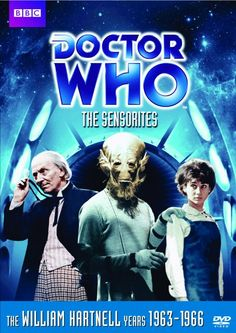 Amazon.com: Doctor Who: The Sensorites, No. 7: William Hartnell, Jacqueline Hill, William Russell, Carole Ann Ford, Mervyn Pinfield, Frank Cox, Verity Lambert, Peter R. Newman: Movies & TV