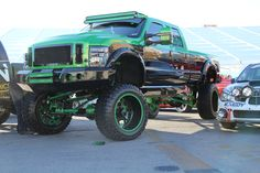 Ford F-350 Lifted