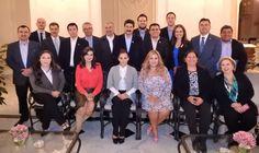 PRESENTA TITULAR DEL DEPORTE ESTATAL PROYECTOS ANTE DIPUTADOS FEDERALES POR CHIHUAHUA