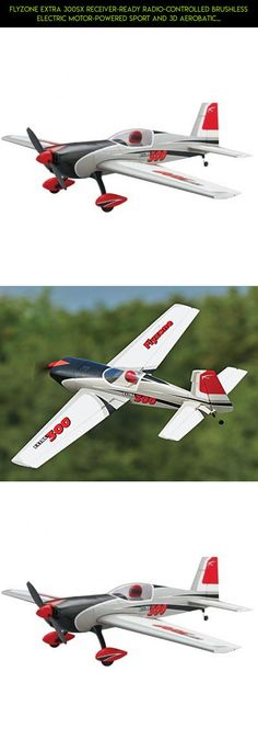 Flyzone Extra 300SX Receiver-Ready Radio-Controlled Brushless Electric Motor-Powered Sport and 3D Aerobatic Airplane #flyzone #camera #products #kit #gadgets #tech #shopping #drone #technology #fpv #plans #parts #300 #racing