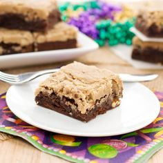 Sweet Pea's Kitchen » New Orleans Praline Brownies~T~ These look so good I can't wait to try them. Love Pralines and Love Brownies so this is a perfect dessert.