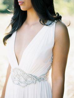 Jenny Packham #wedding gown