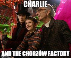 A Silesian kid finds a golden ticket in a drum of fertiliser / nitrogen and gets to visit the Oberschlesische Stickstoffwerke. Case Concerning the Factory at Chorzów.