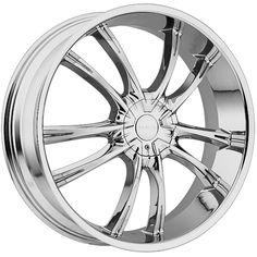 Akuza Shadow Wheels - AKA 847