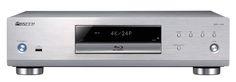 Pioneer BDP-LX58 | 3D Blu-ray-Player mit Netzwerkfunktionen, Farbe: silber