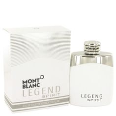 Montblanc Legend Spirit By Mont Blanc Eau De Toilette Spray 3.3 Oz