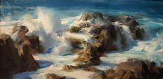 Quang Ho 1963   Vietnamese-born American Impressionist painter