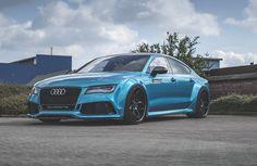 Audi A7 & RS7 Prior Design Widebody