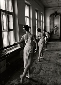 Bolshoi Ballet this was in my old ballet school in Merced... I would stair at it and wanted to look like them...