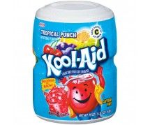 Kool-Aid Tropical Punch Soft Drink for sale online American Drinks, Healthy Energy Drinks, Healthy Food, Bad Room Ideas, Fanta Can, Tropical Fruits, Food Places, Baking Supplies, Kool Aid