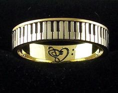 Male Piano Ring