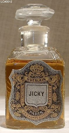 Aimé Guerlain creator of Jicky, was the first to achieve the highly complex and balanced composition that constituted it's sutle notes.