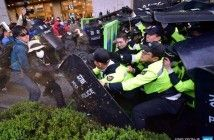 South Korea: Full-Scale Police Crackdown to Suppress Sewol Protest