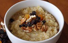 Apricot Quinoa Cereal