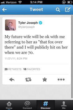 yet another reason to love Tyler Joseph.