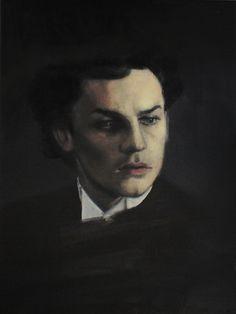 Łukasz Stokłosa Painting & Drawing, Surrealism, Gentleman, Portrait, Artist, Men, Style, Swag, Headshot Photography