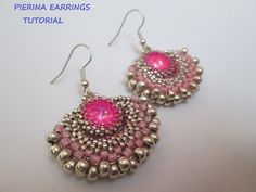 Hey, I found this really awesome Etsy listing at https://www.etsy.com/uk/listing/193912808/pierina-earrings-tutorial-pdf-pattern