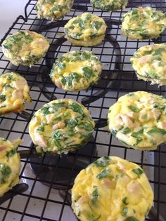 Spinach Chicken Egg Bites- recipes for Babies and toddlers