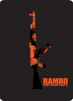 Buy Rambo: First Blood Part II - Zavvi Exclusive Limited Edition Steelbook here at Zavvi. We've great prices on games, Blu-rays and more; as well as free UK delivery on all orders, so be sure not to miss out! Sly Stone, John Rambo, First Blood, Dvd Blu Ray, Sylvester Stallone, Present Day, Film Posters, Cool Wallpaper, Pop Culture