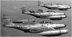 Two Jet Fighters Sent Up to Shoot Down a WWII Warbird in 1956 - They Blasted 208 Rockets at it, it Survived