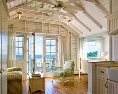 Castle Hill Beach Cottage Interiors