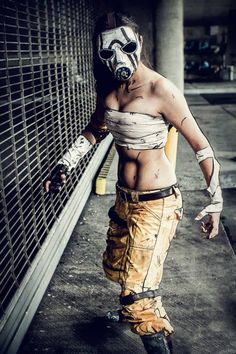 Cosplay submission: Borderlands 2 Psycho by Luckyredundies @ Anime Expo 13Photographer: Mike Rollerson More cosplay atAllThatsEpicFollow us onTwitter!Submitus your cosplays!