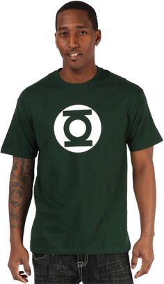 Logo Green Lantern T-Shirt