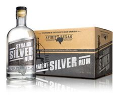Spirit of Texas - Package Design by Ampersand