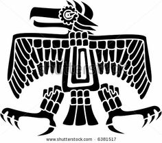 Google Image Result for http://thumb1.shutterstock.com/display_pic_with_logo/128839/128839,1193258481,1/stock-vector-aztec-eagle-aztec-or-mayan-eagle-deity-a-symbol-of-strength-patience-and-courage-vector-6381517.jpg