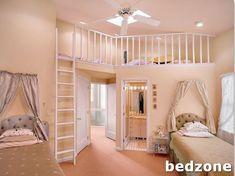 Amazing Outlook of Girls Bedroom Ideas