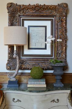 Step-by -step formula for building balanced vignettes in your home! MarketNinehome.com