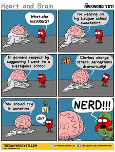 The Awkward Yeti [official] | viahttp://tapastic.com/episode/52271