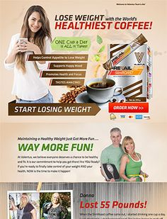 Finally lose the weight!! Order some today and for an additional $20 one time fee you will get your own website and be in the weight loss coffee business! The sky is the limit!!