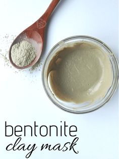 Bentonite is a medicinal healing clay made of the ash from volcanoes. Indulge in some self care and try a bentonite clay mask for beautiful skin and a great detox. Coffee Mask, Beauty Care, Beauty Skin, Beauty Hacks, Beauty Ideas, Beauty Secrets, Diy Beauty, Homemade Beauty