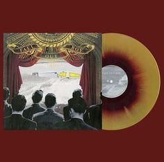 Fall Out Boy's sophomore studio album - reissued! // Fall Out Boy--From Under The Cork Tree Vinyl LP-Hot Topic Exclusive