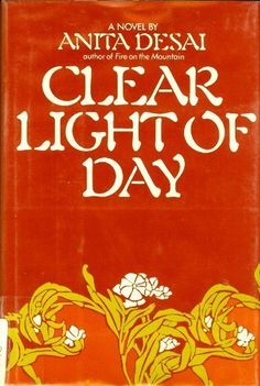 Clear Light of Day by Anita Desai,   Set in India's Old Delhi, CLEAR LIGHT OF DAY is Anita Desai's tender, warm, and compassionate novel about family scars, the ability to forgive and forget, and the trials and tribulations of familial love  http://www.amazon.com/dp/0060110791/ref=cm_sw_r_pi_dp_X5Gwsb0P12VNY55R