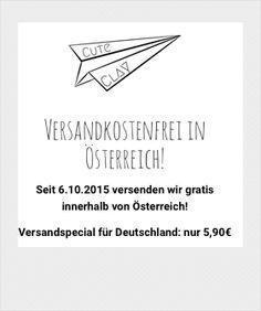 VERSANDKOSTEN GEHEN AUFS HAUS :D  Ich habe mich jetzt dazu entschieden es bleibt versandkostenfrei innerhalb von Österreich und nach Deutschland kostet es seit heute nur mehr 590