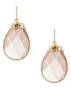 Glam Earrings.
