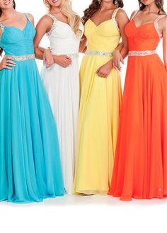 Stuning V-neck A-line Floor-length Circle Blue Tone Special Occasion Dresses Bridesmaid Dresses, Prom Dresses, Formal Dresses, Wedding Dresses, Blue Tones, Special Occasion Dresses, Floor, Fashion, Bride Maid Dresses