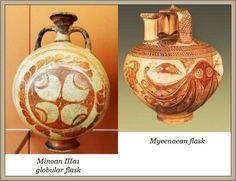 Minoanand Mycenaeanflasks
