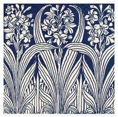 From a needlepoint kit.   http://www.artneedlepoint.com/florals/blue-white-flower-set-of-2-kit